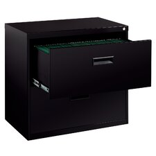 <strong>CommClad</strong> Soho 2-Drawer Lateral File Cabinet