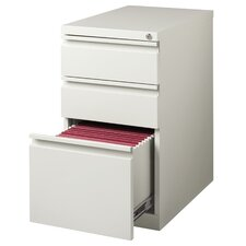 "Mobile Pedestal 23"" Box/Box/File"