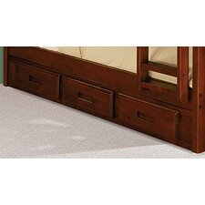Weston Three Drawer Under Bed Unit