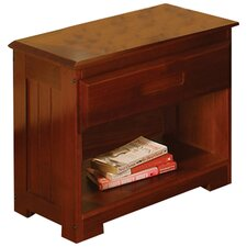 <strong>Discovery World Furniture</strong> Weston 1 Drawer Nightstand