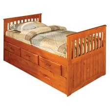 Weston Twin Slat Bed