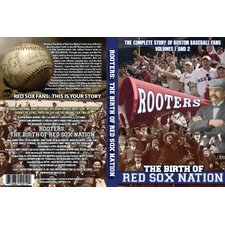 MLB Birth of Red Sox Nation DVD - Boston Red Sox