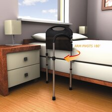 Mobility Bed Rail and Organizer