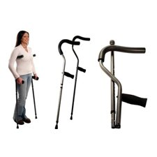 Millennial Forearm Crutches (Set of 2)