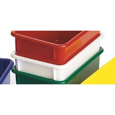 Value Line Cubbie Trays in White