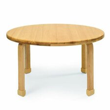 "NaturalWood 36"" Round Table"