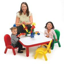 <strong>Angeles</strong> BaseLine Toddler Table and Chair Set