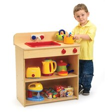 Value Line 2-in-1 Toddler Kitchen