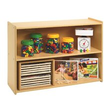 "Value Line 36"" Wide Two Shelf Storage"