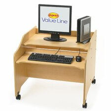 "Value Line 29.25"" W x 29"" D Computer Table"