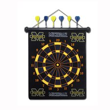 <strong>Rico Industries</strong> NCAA Magnetic Dart Board Set