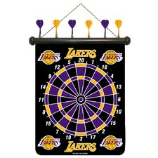 NBA Magnetic Dart Board Set