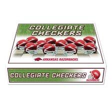 NCAA Checker Set