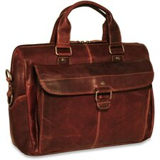 Voyager Top Zip Briefcase