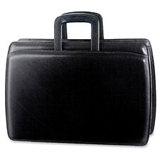 Elements Triple Gusset Zip Top Briefcase