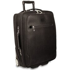 "<strong>Jack Georges</strong> Nevada Patent 22"" Rolling Carry On"