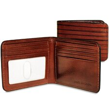 <strong>Jack Georges</strong> Monserrate Bi-Fold Wallet