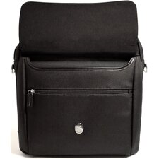 Generations Lite North/South Top Zip Case in Black