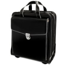 Vertical Laptop Case with Wheels