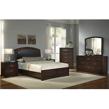 Beverly Panel Bedroom Collection