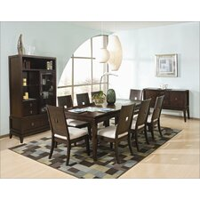 <strong>Najarian Furniture</strong> Spiga 9 Piece Dining Set