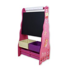Barbie Chalkboard Art Easel