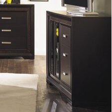 <strong>Najarian Furniture</strong> Brentwood 3 Drawer Media Chest
