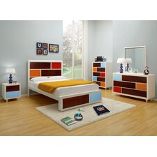 <strong>Najarian Furniture</strong> Enzo Panel Bedroom Collection