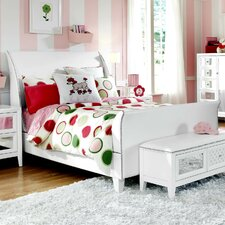 <strong>Najarian Furniture</strong> Impressions Sleigh Bedroom Collection