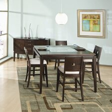 <strong>Najarian Furniture</strong> Spiga Counter Height Dining Table