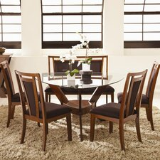 <strong>Najarian Furniture</strong> Gallia 6 Piece Dining Set