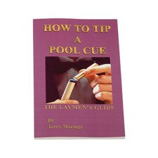 How to Tip A Cue Book
