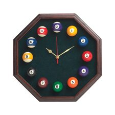 Novelty Items Octagon Clock