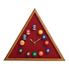 Novelty Items Triangle Clock