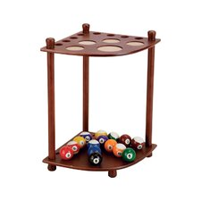 8 Pool Cue Floor Rack