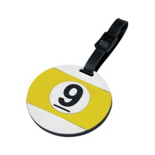 Novelty Items Nine Ball Case Tags