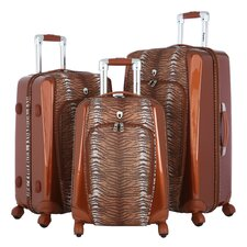 <strong>Olympia</strong> Mankato 3 Piece Luggage Set