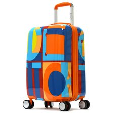 """Olympiad Art Series 21"""" Hardsided Carry-On Spinner Suitcase"""