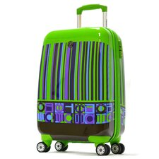 "Princess Art Series 21"" Hardsided Carry-On Spinner Suitcase"