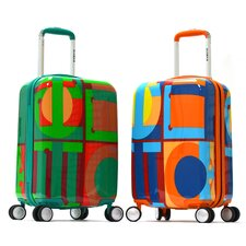 "Olympiad Art Series 21"" Hardsided Carry-On Spinner Suitcase"