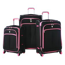 Evansville 3 Piece Luggage Set