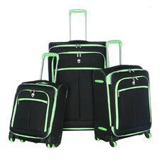 O-Tron 3 Piece Luggage Set