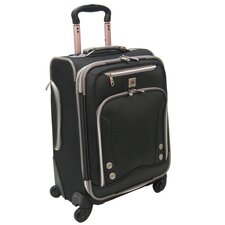 "Skyhawks 22"" Carry On Spinner Suitcase"