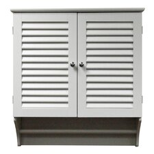 "Ellsworth 23.82"" x 25"" Wall Mounted Cabinet"