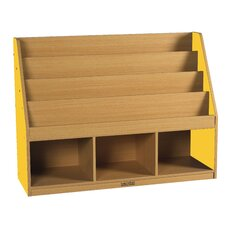 <strong>ECR4kids</strong> Large Book Stand 3-Tray