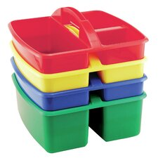 <strong>ECR4kids</strong> 4 Piece Art Caddy in Assorted