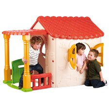 <strong>ECR4kids</strong> Active Play Lake Cottage Children's Playhouse