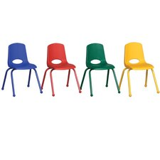 "<strong>ECR4kids</strong> 16"" Stack Chair (Set of 6)"