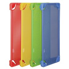 4 Pieces Color Cots Assembled in Assorted