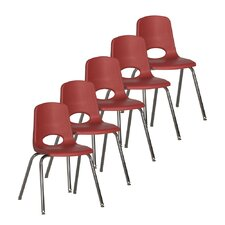 "<strong>ECR4kids</strong> 18"" Stack Chair"